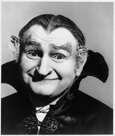 Grandpa Munster.