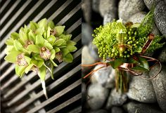 bridesmaids, wedding bouquets, art weddingbouquet, modern weddings, wedding flowers, bridesmaid bouquets, floral, green flowers, outdoor receptions