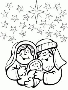 Free printables that help your kids count down the days of Advent - this could be included in your Christmas letter to your sponsored child so they can count down the days to Christmas