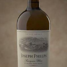 Joseph Phelps '11 Sauvignon Blanc: Key lime, hyacinth, jasmine, lemon chiffon filling, lime zest, honeydew melon and star fruit.