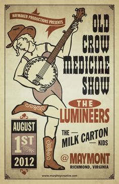 Old Crow Medicine Show / The Lumineers
