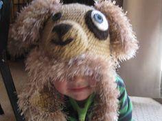 Free Crochet Dog Hat