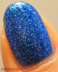 Aglayanails: Off The Scale by Girly Bits