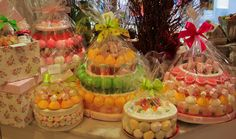 Candies and Chocolate: Tickle Your Sweet Tooth