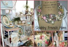 """TVM September 5th-7th 2014 Vendors, welcoming """"Shabby French Home""""!"""