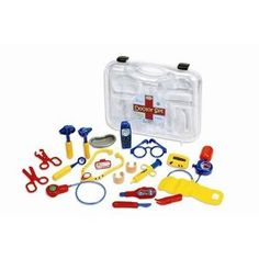 Learning Resources Pretend and Play Doctor Set. I want to get this for baby boy for christmas
