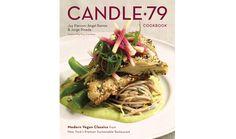 Candle 79 Cookbook. #RawFood #VeganRecipes #Cookbook http://www.organicspamagazine.com/2012/08/vegan-recipe-cookbooks/#