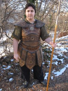 LARP costumeLARP costume » Page 12 of 148 » A place to rate and find ideas about LARP costumes. Anything that enhances the look of the character including clothing, armour, makeup and weapons if it encourages immersion for everyone.