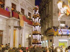 human castl, reus barcelona