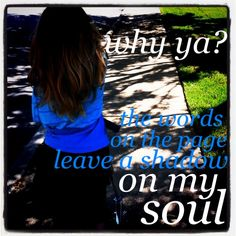 TLT: Teen Librarian's Toolbox: Why YA? The remix
