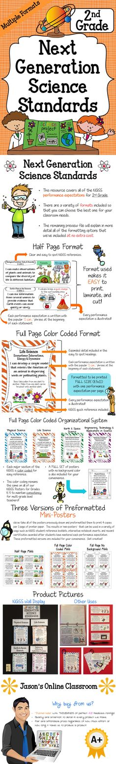 Looks like an amazing resource for anyone teaching Next Generation Science Standards (2nd Grade) $