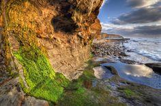 Sunset Cliffs Park, San Diego, CA