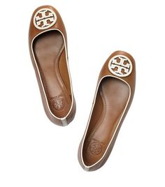 Claudia Ballet Flat | Womens Flats | ToryBurch.com