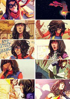Kamala Khan/ Ms Marvel