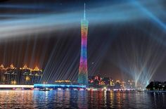 Canton Tower, China | Most Interesting Places of World