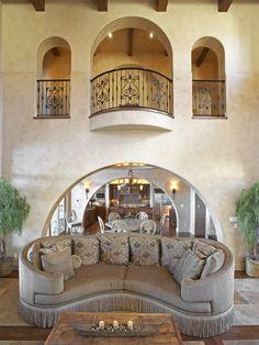 Interior Balcony Design