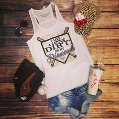 softball outfits, baseball outfit women, baseball shirt outfit, cute softball shirts, baseball shirts, baseball shirt ideas, baseball outfits, basebal outfit, tank