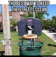 I think this would actually work, but then if people missed they may not pick it up.