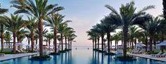 Al Bustan Palace - A Ritz Carlton Hotel, Oman.