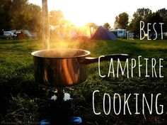 Best campfire cooking