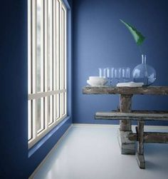 Interior Wall Paint Color Schemes With Blue Designs