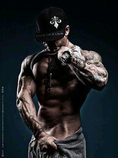#inkedmag #inkedguy #sexy #strong #tattooedguys