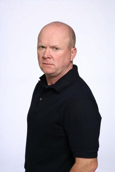 Phil Mitchell (Eastenders)  played by Steve McFadden    All good actors, but he has to  be #1