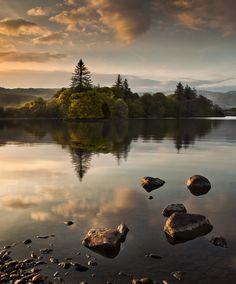Lough Eske by Gary McParland, via 500px