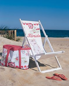 Souvenir Beach Chairs