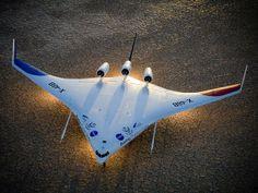 В Америке придумали сверхзвуковой лайнер с четырьмя крыльями.  ФОТО.  NASA изобрели бесшумный самолет (ВИДЕО).
