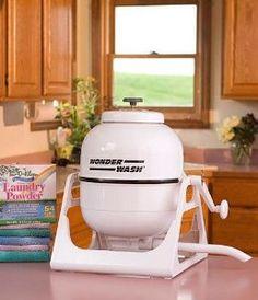 Housewarming gift: Wonderwash