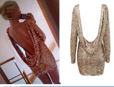 Backless Sequin Dress FIVE COLORS · FE CLOTHING · Online Store Powered by Storenvy