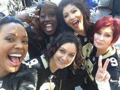 Last day in NOLA for @TheTalk_CBS! What an amazing week! #whodat?