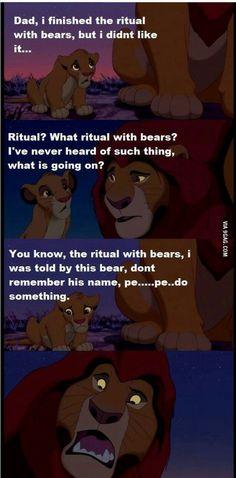 The bear ritual