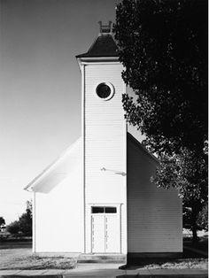 "ROBERT, ADAMS "" Methodist church, Bowen, Colorado, 1965 """