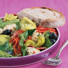 Antipasto Salad | MyRecipes.com