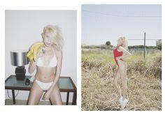 Blazer Magazine Photography by Dudi Hasson Styling Tal Kleinbort Model(s) Victoria@Yuli Models