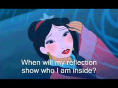 "This contain both the Original Version and the Full Verison of ""Reflection"" from Dinsey's Mulan."