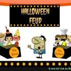 Halloween Feud: Just like the classic game show, Family Feud, this classroom powerpoint is sure to bring the fun and competition into your class or party!!  I was thorough ...