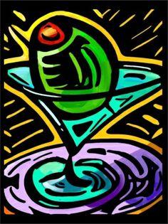 martini olive | Flickr - Photo Sharing!