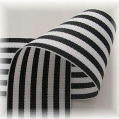 TRRW- Candy Stripe|Wholesale Stripe Ribbon - edge green tablecloth
