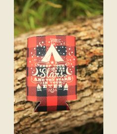 EYES ON THE STARS KOOZIE - Junk GYpSy co.