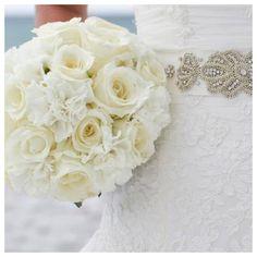 rose bridal, princess, bridal bouquets, white roses