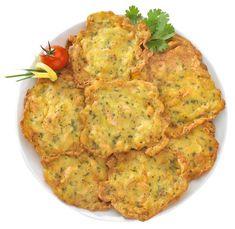 RECETAS DE COCINA ANDALUZA: Tortilla de camarones