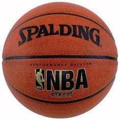 #1: Spalding NBA Street Basketball.