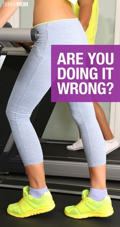 Check out these 10 common treadmill mistakes.