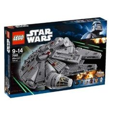WAY fabuLESS price for the LEGO Star Wars Millennium Falcon for $101.60 SHIPPED: http://amzn.to/VVfdSv     This is 119.97 at Walmart and 139.99 at TRU and directly from Lego. Grab it NOW before the price goes back up! http://amzn.to/VVfdSv
