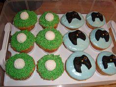golf/video games cupcakes #golf #lorisgolfshoppe