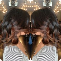 balayage'd ombré for the Fall: new hair?