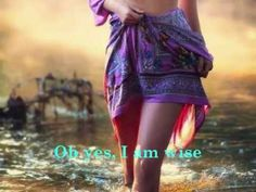 ▶ I Am Woman - Helen Reddy (with lyrics) - YouTube